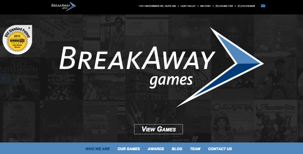 BreakAway Games-Top-Game-Developers
