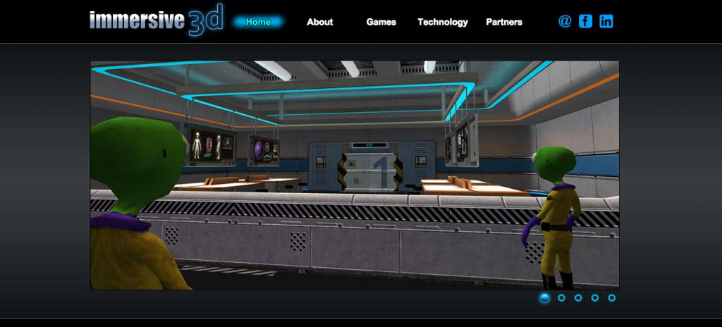 Immersive 3D-Digital-Agencies
