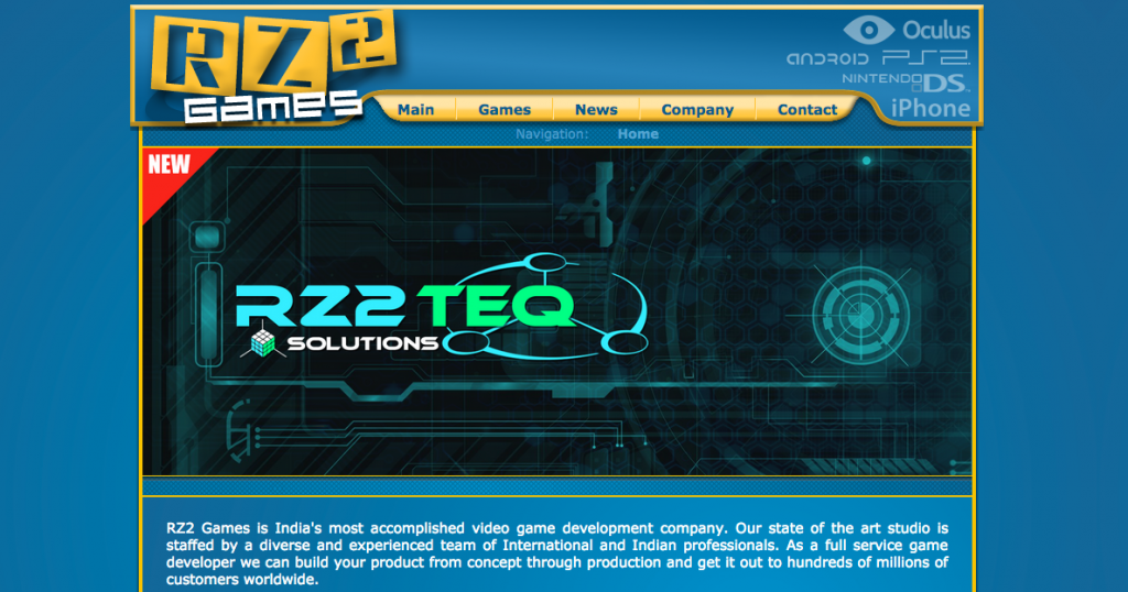 RZ2 Games-Top-Game-Developers