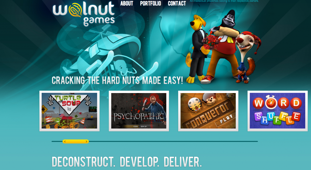 Walnut Games-Top-Game-Development