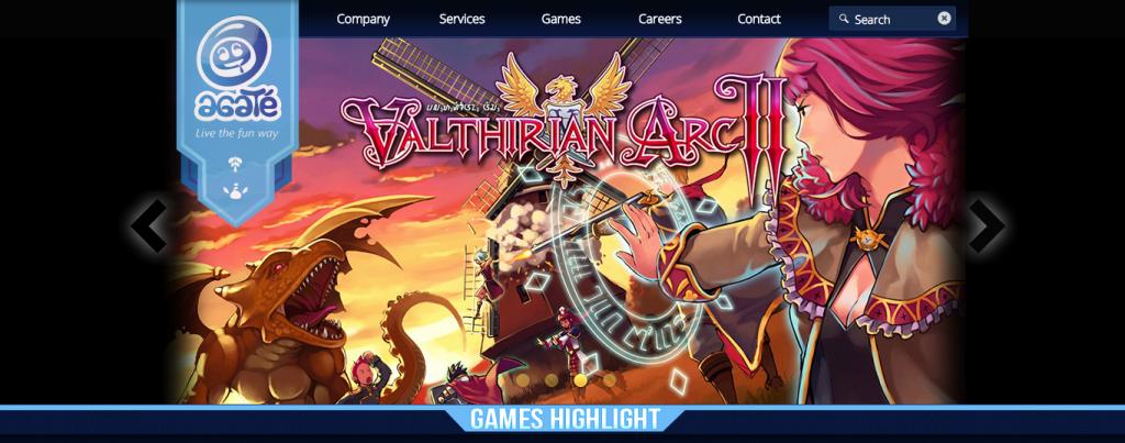 Agate Studio-Top-Game-Development