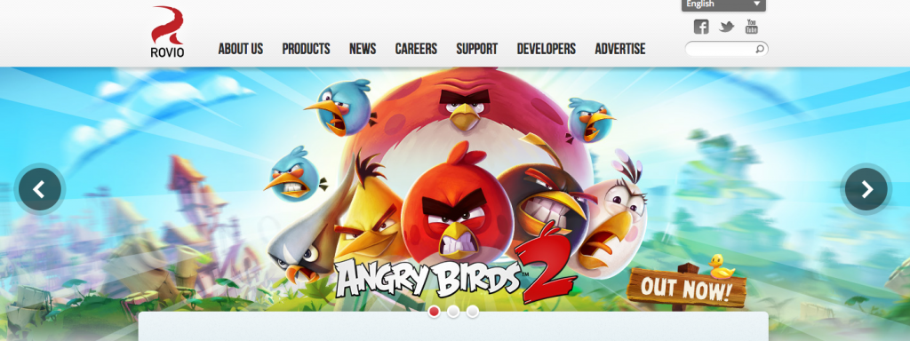 Rovio Entertainment-Top-Game-Developers
