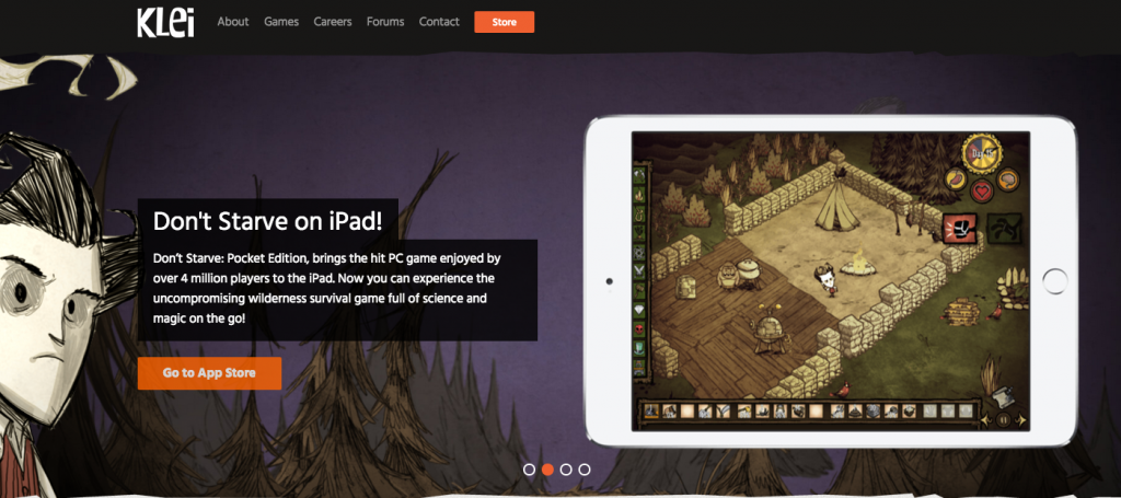 Klei Entertainment-Top-Game-Developers