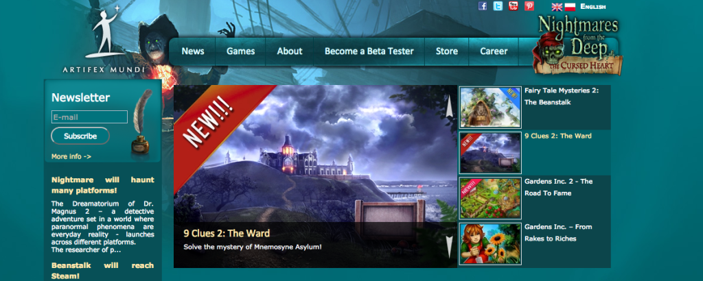 Artifex Mundi-Top-Game-Developers