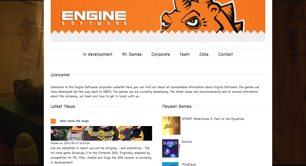 Engine Software-Top-Game-Developers