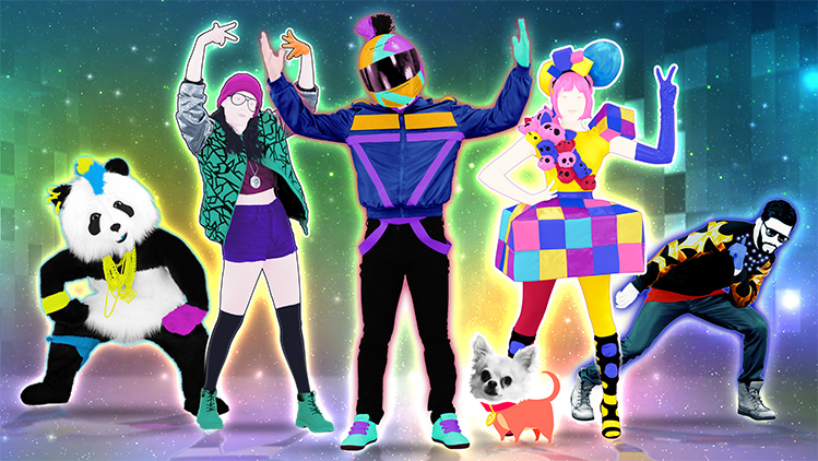 Just Dance-Top-Game-Developers