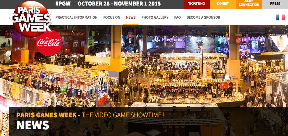 Paris Games Week-Top-Game-Developers