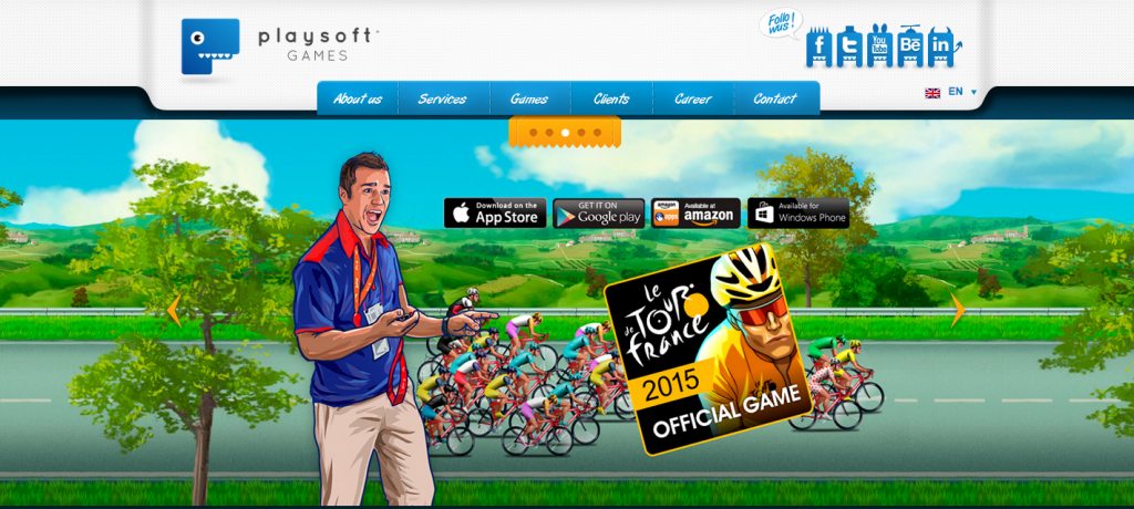 Playsoft Games-Top-Game-Developers