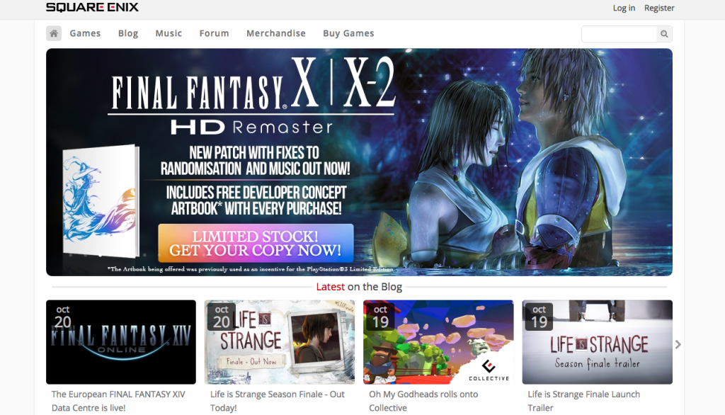 Square Enix Europe-Top-Game-Developers
