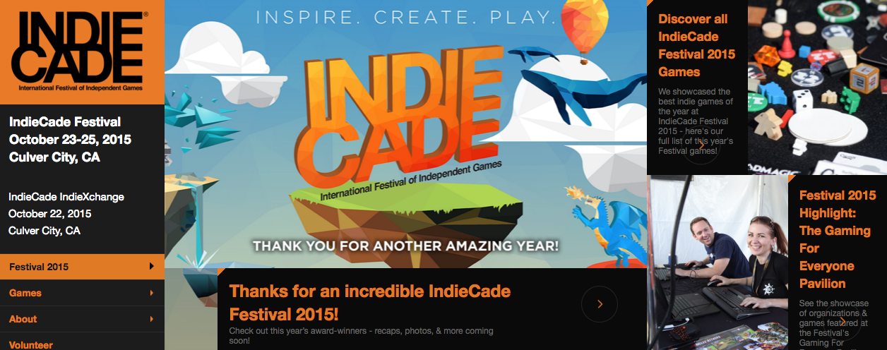 Indie Cade-Top-Game-Developers