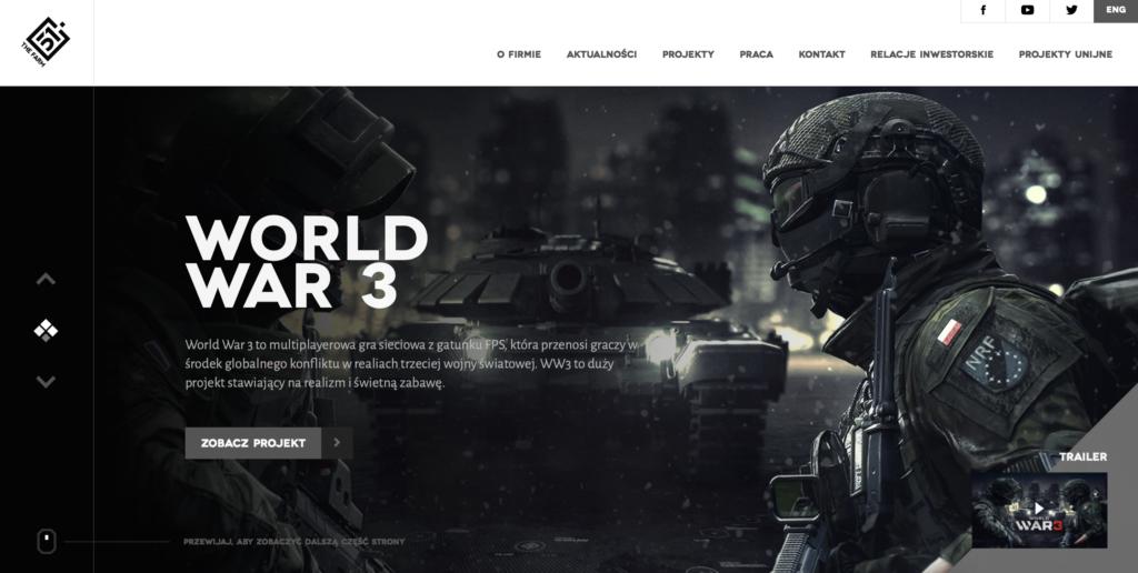 TheFarm51 homepage